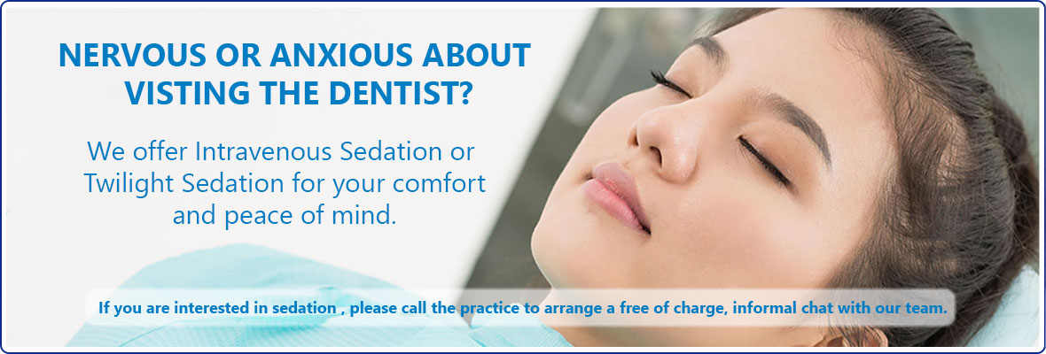 Sedation Services - Dental Centre Maroochydore